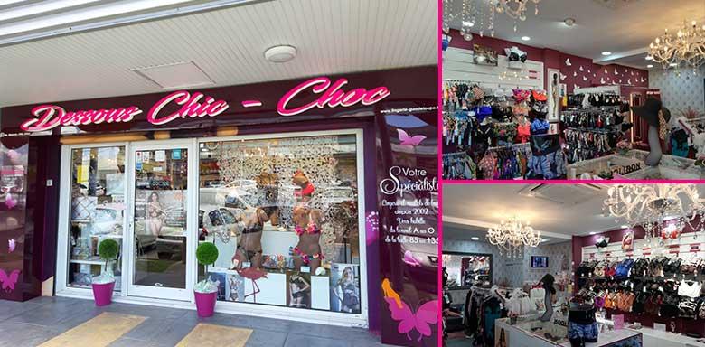 Dessous Chic-Choc Boutique de Jarry